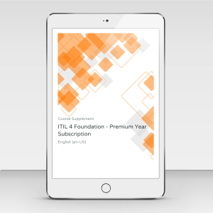 ITIL 4 Foundation - ITpreneurs Premium Subscription product photo