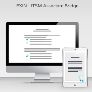 EXIN - ITSM Associate Bridge - Exam product photo