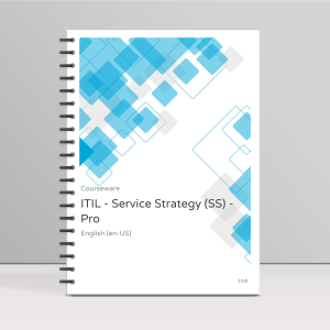 ITIL v3 Service Strategy (SS) - ITpreneurs Pro - Course Book product photo