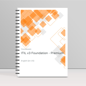 ITIL v3 Foundation - ITpreneurs Premium - Course Book product photo