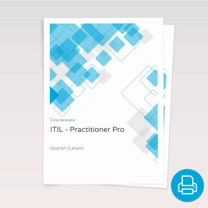 ITIL v3 Practitioner - ITpreneurs Pro - Course Book product photo
