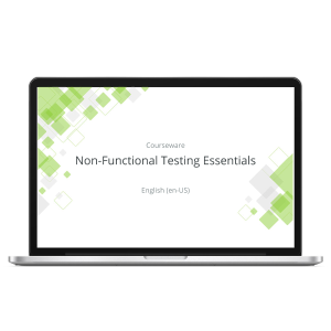 Non-Functional Testing Essentials - eLearning Course product photo