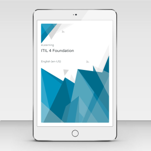 ITIL 4 Foundation - eLearning product photo