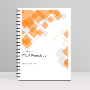 ITIL 4 Foundation - ITpreneurs Pro - Course Book product photo