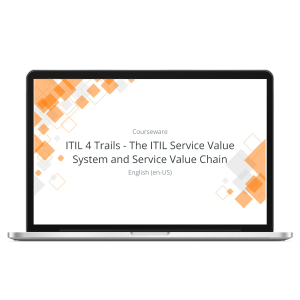 ITIL 4 Trails - The ITIL Service Value System and Service Value Chain - eLearning Course product photo